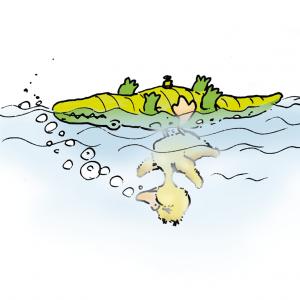 9. Aufblasbare Schwimmhilfen bieten Dir keine Sicherheit im Wasser.